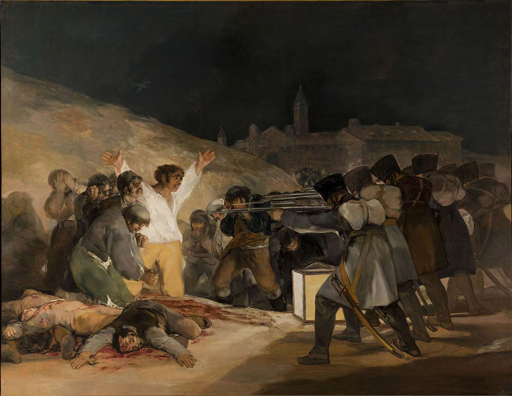The-Third-of-May-1808-(by-Goya)
