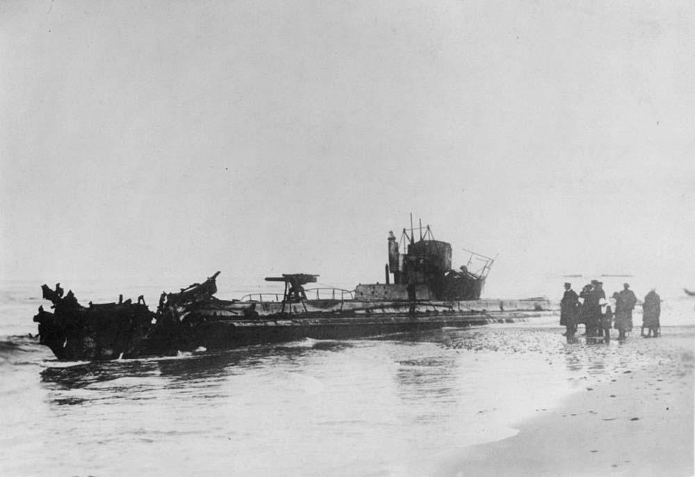 SM U-20 - German Boat That Sinked the British RMS ...