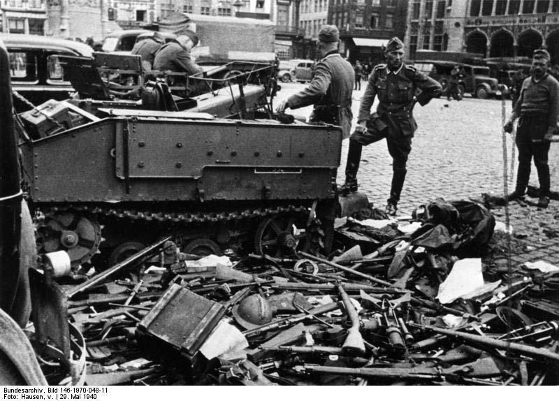 World War II Timeline - Major Events Before & During World War 2