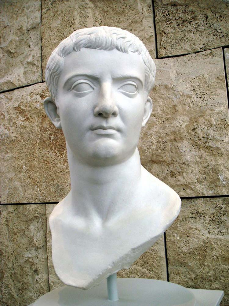 a biography of tiberius claudius nero caesar a roman emperor Claudius was roman emperor from 41 to 54 ce  claudius, or tiberius claudius caesar augustus  she had planned to have nero marry claudius's daughter,.