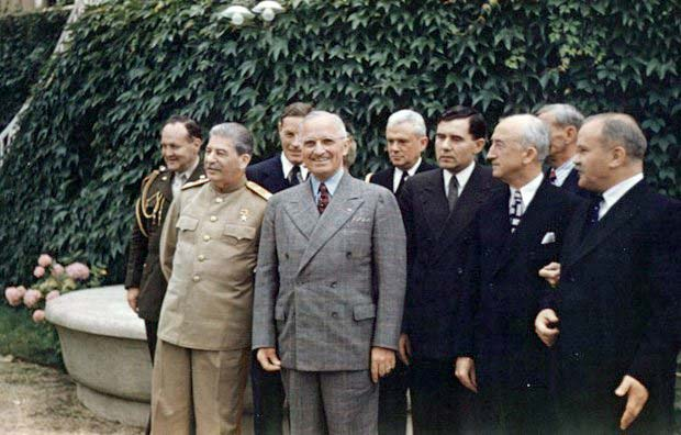 Potsdam Conference July 17 Aug 2 1945 Summary Facts