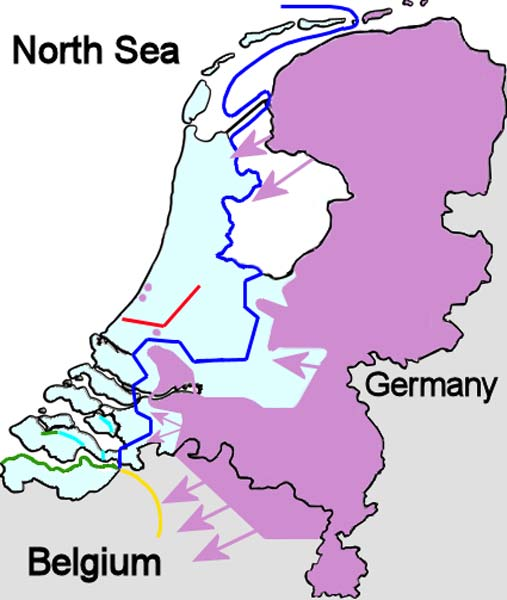Battle of the Netherlands 1940 Summary Facts