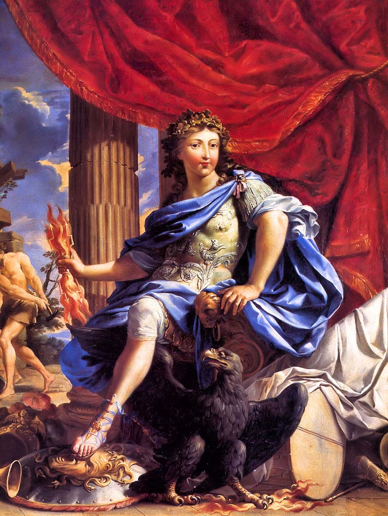 louis xiv biography life of king of and navarre louis xiv and the arts