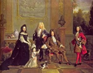 Louis XIV Family 300x236