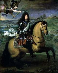 Louis XIV Horseback 237x300