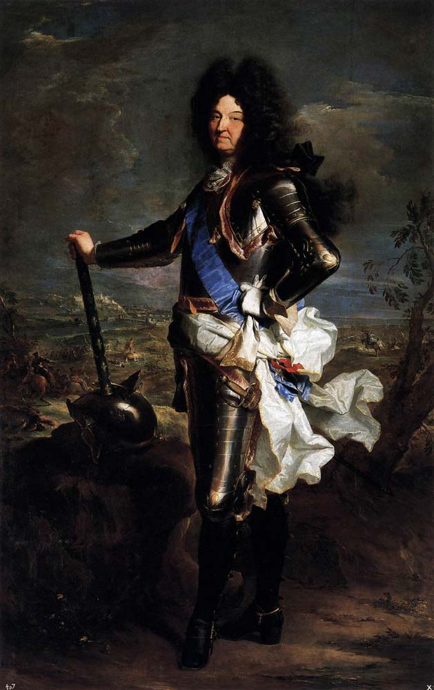 king louis xiv Louis xiv king of france and navarre in power may 14, 1643 – sept 1, 1715 born sept 5, 1638 château de saint-germain-en-laye, saint-germain-en-laye, france died.