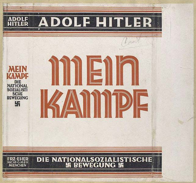 an overview of the hitlers world view and the mein kampf Mein kampf summary & study guide adolf hitler this study guide consists of approximately 52 pages of chapter summaries, quotes, character analysis, themes, and more - everything you need to sharpen your knowledge of mein kampf.