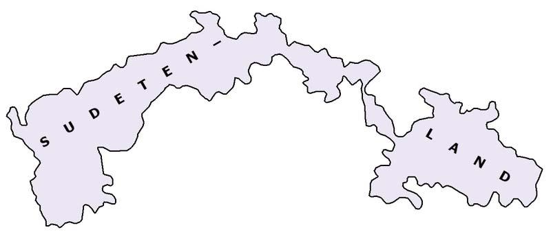 Munich Agreement 1938 Summary Settlement Between European Powers