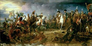 Napoleon at Austerlitz 300x149
