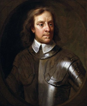 Oliver Cromwell 300x364
