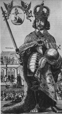Oliver Cromwell Usurper 218x400