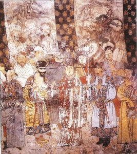 Theatre actors Yuan Dynasty 267x300
