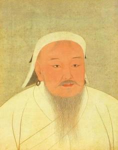 Yuan Emperor Genghis Khan 236x300