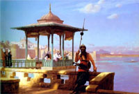 a-harem-by-Jean-Leon-Gerome-small