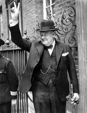 Churchill-Peace