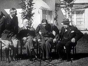 De-Gaulle-Meeting