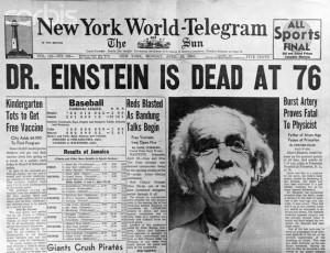 Einstein-Dead