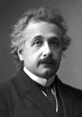 Einstein-Receives-Nobel-Prize