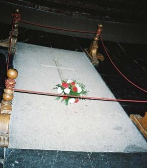 Franco's-Tomb