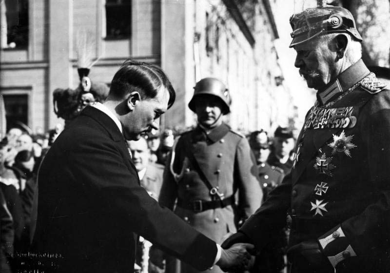 a biography of adolf hitler the chancellor of nazi germany In 1933, the year adolf hitler (1889-1945) became chancellor of germany, he named joseph goebbels (1897-1945), his trusted friend and colleague, to the key post of minister for public enlightenment and propaganda.