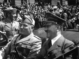 Mussolini-and-Hitler