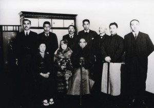 Sun Yat Sen and Wife Soong