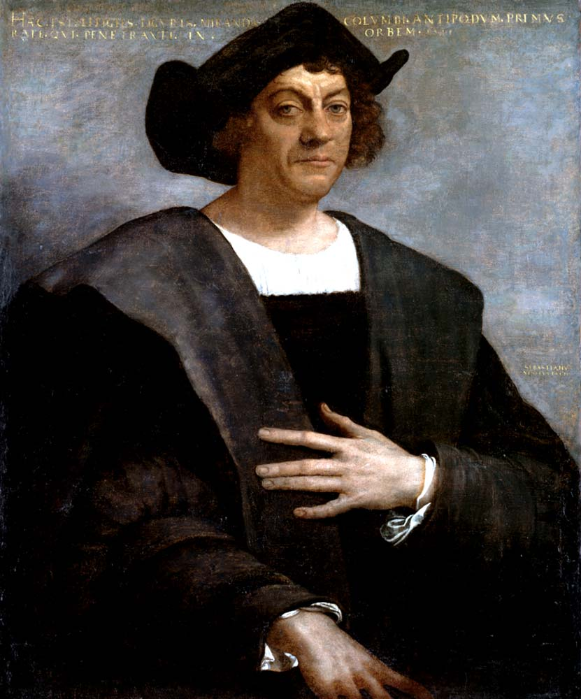 A biography and exploration by christopher columbus an italian born spanish explorer