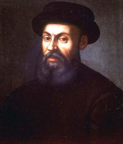 Ferdinand Magellan Travel Around The World