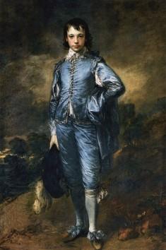 Gainsborough Blue Boy