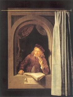Gerrit Dou - Painter