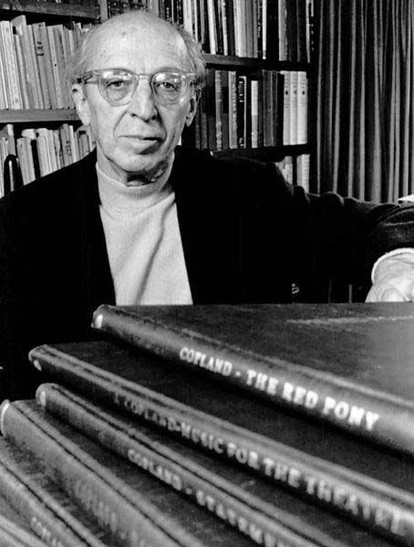 the life and compositions of aaron copland Biography most people know that aaron copland was a composer and that his  name is synonymous with works such as appalachian spring, fanfare for the.