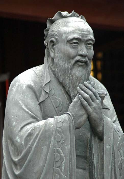 a history of confucianism in china An interpretation of history: does the religion offer an explanation for  events  confucianism, major system of thought in china, developed from the.