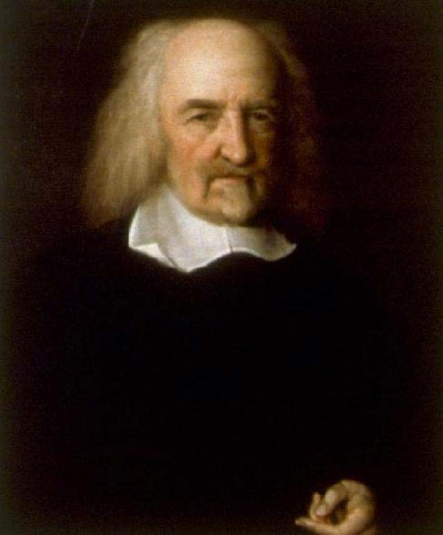 a biography of thomas hobbes Thomas hobbes, born in westport, england, on april 5, 1588, was known for his views on how humans could thrive in harmony while avoiding the perils and fear of societal conflict.