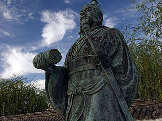 A Biography of Sun-Tzu the Reputed Author in China