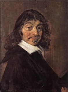 portrait-of-rene-descartes by Frans Hals
