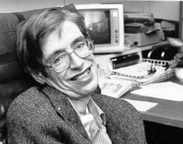 the knowledge of the universe through the work of stephen hawking a known professor at cambridge uni Stephen hawking first made a name for himself in the 1970s, but he kept asking the big questions until the end  as a young researcher at cambridge, professor hawking started thinking about the .