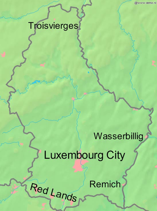 Luxembourg_World_War_I