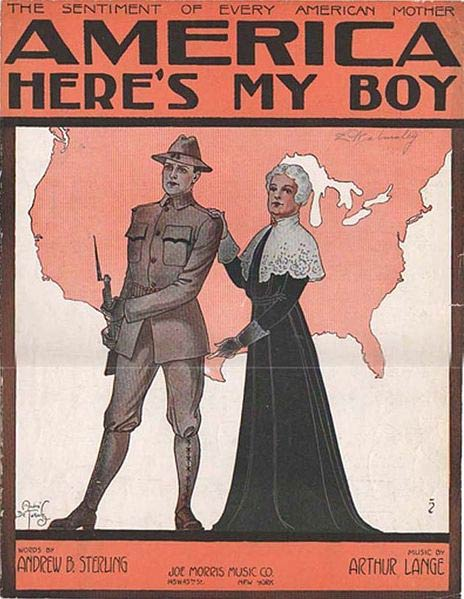 Sheet-Music-Cover-Amer-Heres-My-Boy-1917