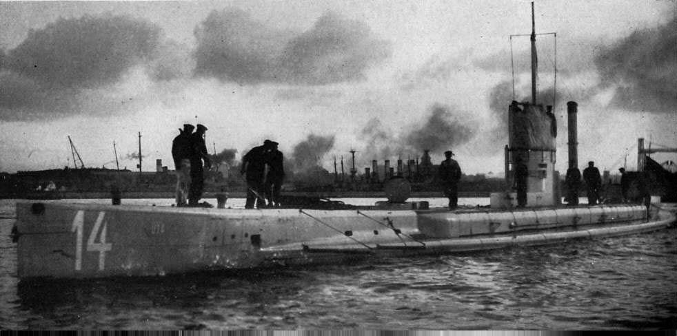 Submarine Warfare – WWI Unconventional Naval Strikes