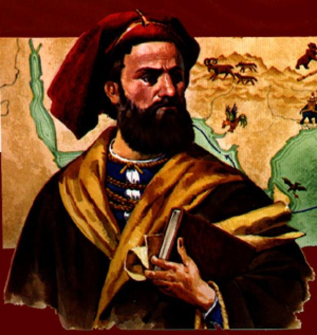 marco polo biography life of italian explorer. Black Bedroom Furniture Sets. Home Design Ideas