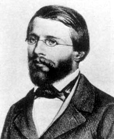 george friedrich bernard riemann Georg friedrich bernhard riemann (179 1826 - 207 1866) je njemački matematičar koji je dao značajan doprinos razvoju analize i diferencijalne geometrije.