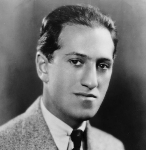 george gershwin grew up in