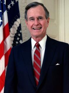 George H. W. Bush 1989