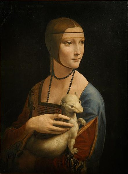 File:The Lady with an Ermine.jpg - Wikimedia Commons