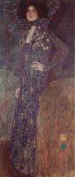 Portrait of Emilie Florge