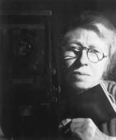 Self-Portrait with Korona View, 1933